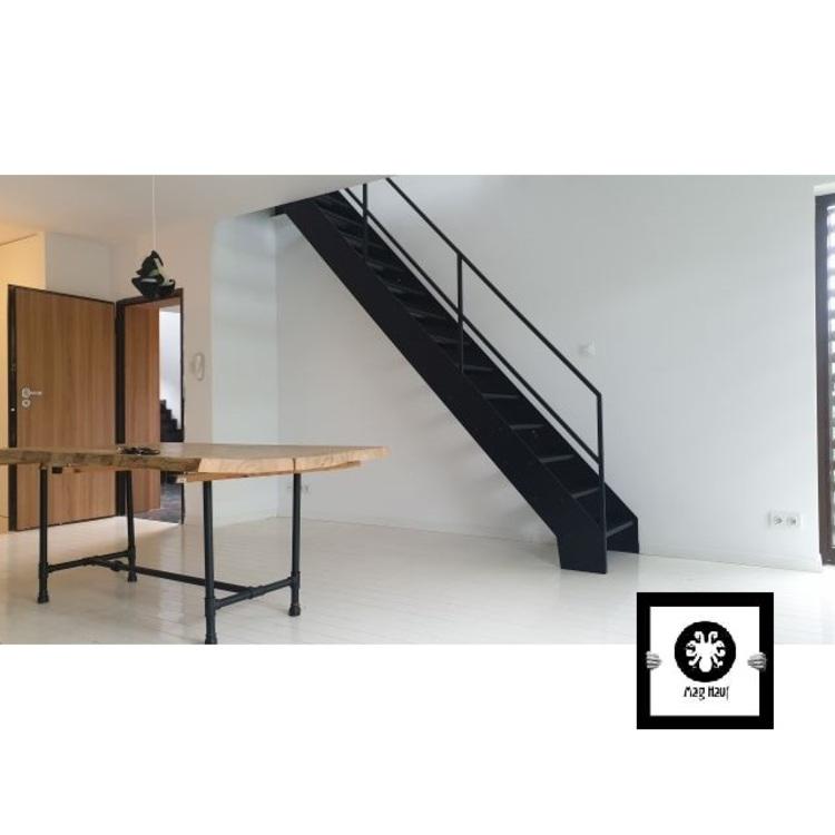 schody stalowe industrialne LOFT loftowe Warszawa producent schodów
