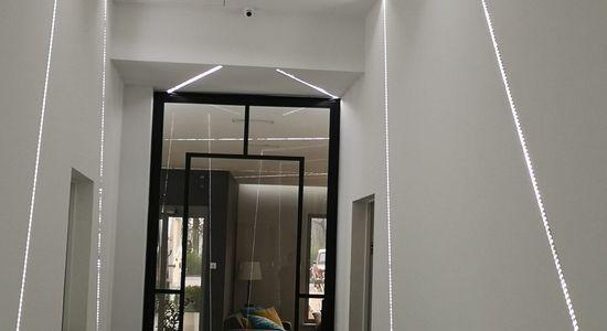 Drzwi industrialne LOFT z zamkiem Hotel Nad Kanałem Bydgoszcz Mag Haus producent 6