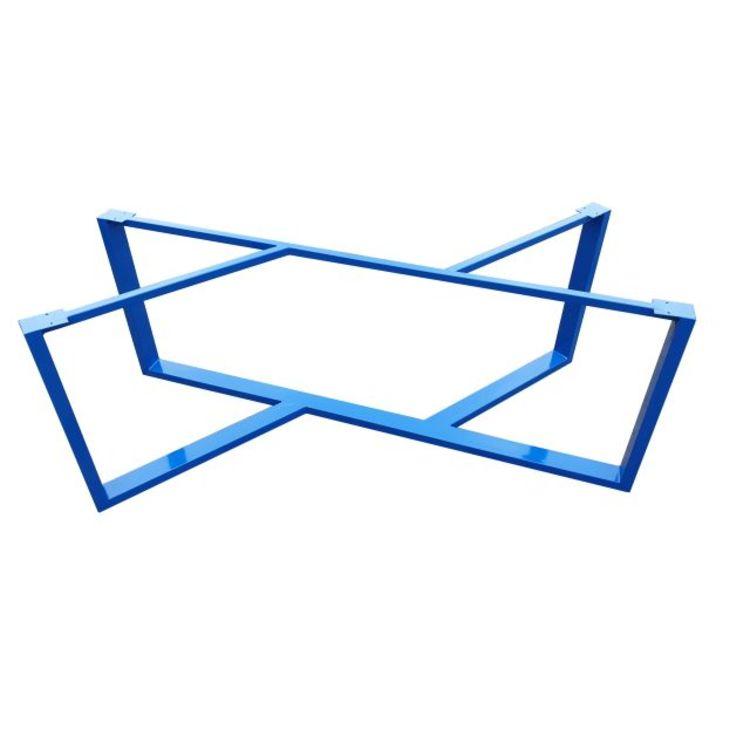 Metalowa podstawa pod stół do stołu LOFT stalowa model: A